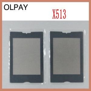 Image 2 - OLPAY Frente Lente de Vidro Para A Philips Xenium Philips X513 X530 X550 X620 X623 Toque Digitador Da Tela Por Frete Grátis adesivo