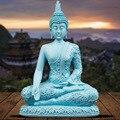Апрокс. 20 см Высота маленький песчаник статуи тантрические статуи Будда статуя буддизма буддистская фигурка
