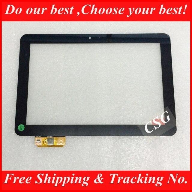 1 шт./лот 10.1 inch Сенсорный Экран для PRESTIGIO MultiPad PMP7100D3G DUO Дигитайзер Планшетный ПК стекло Датчик a11020a10089_v03 A1WAN06