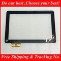 1 pçs/lote Tela Sensível Ao Toque de 10.1 polegadas para PRESTIGIO MultiPad PMP7100D3G DUO Digitador de vidro Tablet PC Sensor a11020a10089_v03 A1WAN06