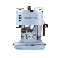 Полуавтоматическая итальянская кофейная машина тип насоса Кофеварка ручная необычная кофейная машина 220 В (50 Гц) 1100 Вт 1 шт.