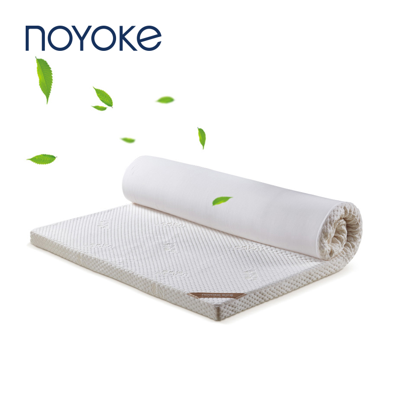 NOYOKE Mattress Tatami Bedroom Furniture Bed Topper Memory Foam Foldable Sleeping Mattress 5cm Thickness For 1.5M Bed