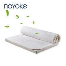 NOYOKE yatak Tatami yatak odası mobilyası yatak Topper bellek köpük katlanabilir uyku yatak 5cm kalınlığı 1.5M yatak