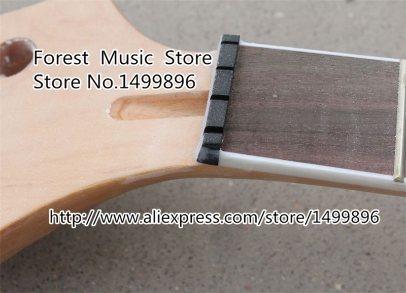 High-quality Unfinished Electric Bass Guitar 4 Strings Kits & Bod China Music Instrument Left Handed Custom Available
