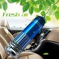 Mini Car Auto Fresh Air Ionic Purifier Oxygen Bar Ozone Ionizador Ânion Acessórios Interiores DC12V Veículo Purificador de Ar Freshener