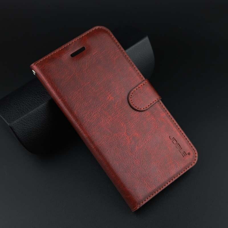 Luxury Original JDBLE Brands Flip PU Leather Wallet Cases Bag Card Holder Vintage For Samsung Galaxy J7 2017 UE Case KS0041