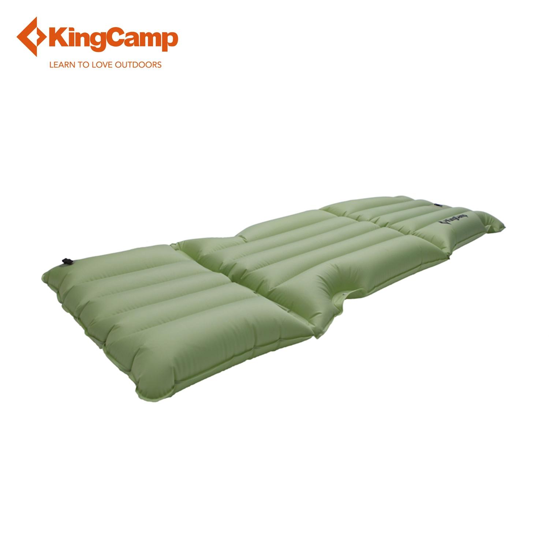 KingCamp Schlafmatte Ultraleichtflugzeuge Im Freien Multifunktionale Camping  Luftmatratze mit Interne Fußpumpe für Camping Rucksack(China
