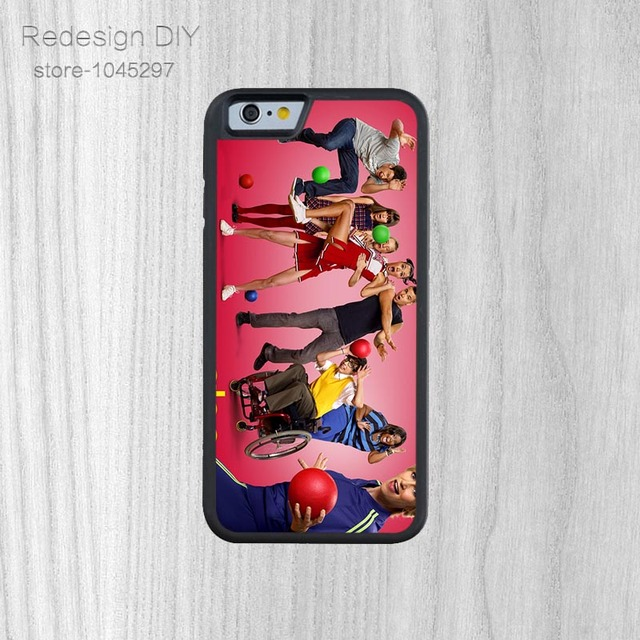 carcasa iphone 6 glee