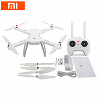 Оригинальный Xiaomi Mi Drone WI FI FPV с 4 К 30fps и 1080 P Камера 3 осное RC гоночный Камера drone Quadcopter видео Запись