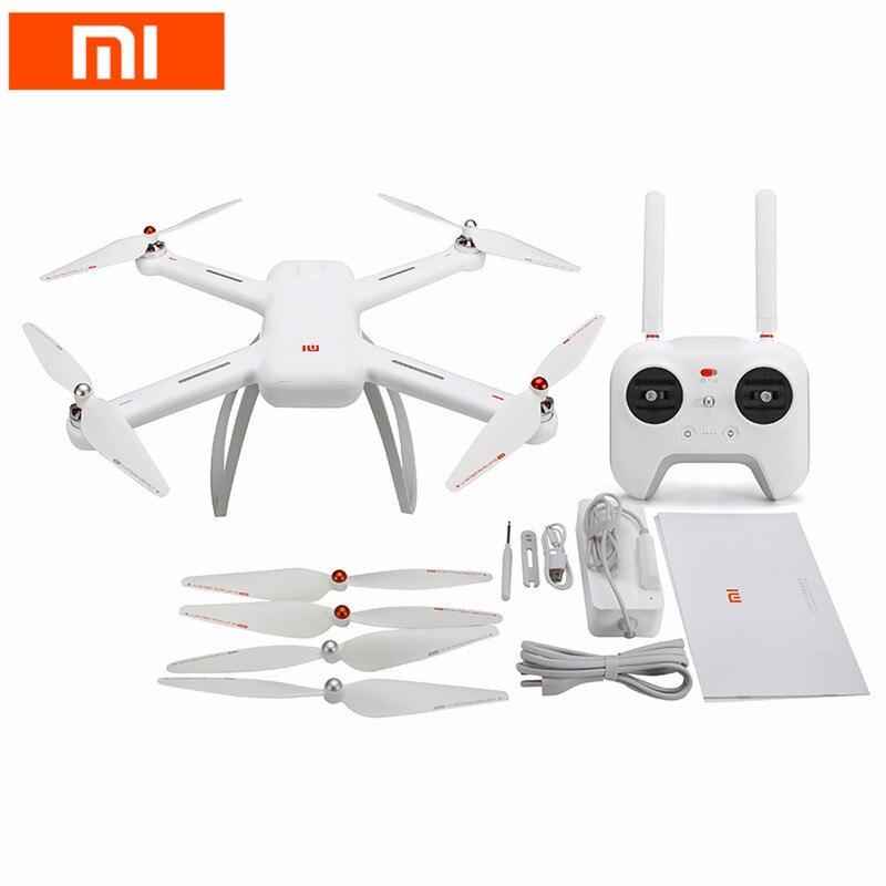 D'origine Xiaomi Mi Drone WIFI FPV Avec 4 k 30fps & 1080 p Caméra 3-Axe Cardan RC Racing caméra Drone Quadcopter Vidéo D'enregistrement