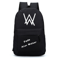 abay 2019 Youth Electric Sound Surrounded by Ailunwoke Walker Same Double Shoulder Bag Student Scar Leisure Backpack