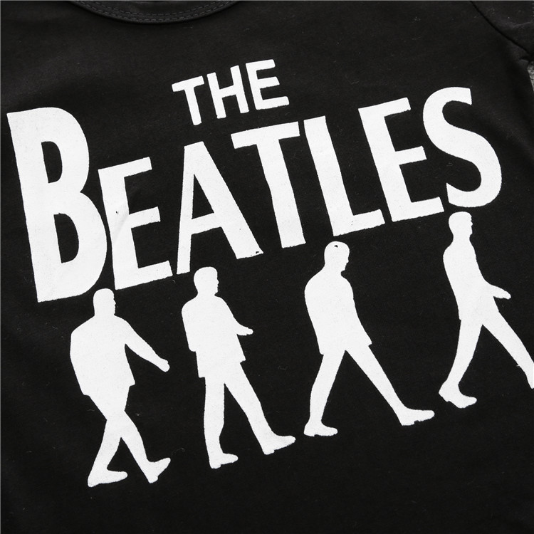 TZ-299-New-Baby-Boy-Clothes-2-pcs-Short-Sleeve-T-Shirts-Tops-Pants-Set-Attire-Costumes-from-The-Beatles-printing-2017-bebe-set-2