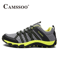 2017 Camssoo Water Shoes For Mens Breathable Mesh Outdoor Water Shoes Quick Dry Water Shoes Black