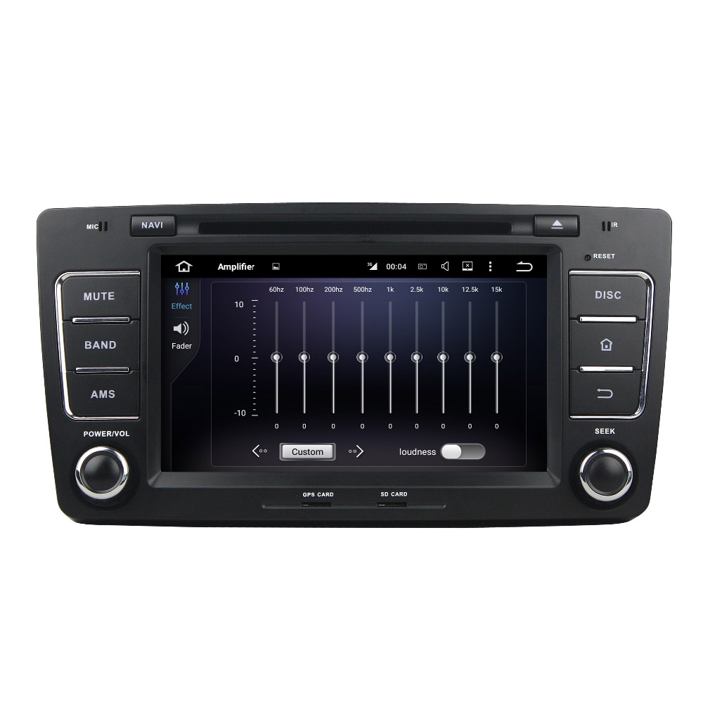 "KLYDE 8"" 2 Din 8 Core Android 8.0 Car Radio 2+16GB 4+32GB 4+64GB For SKODA OCTAVIA 2012 Multimedia Player Car Audio Stereo"