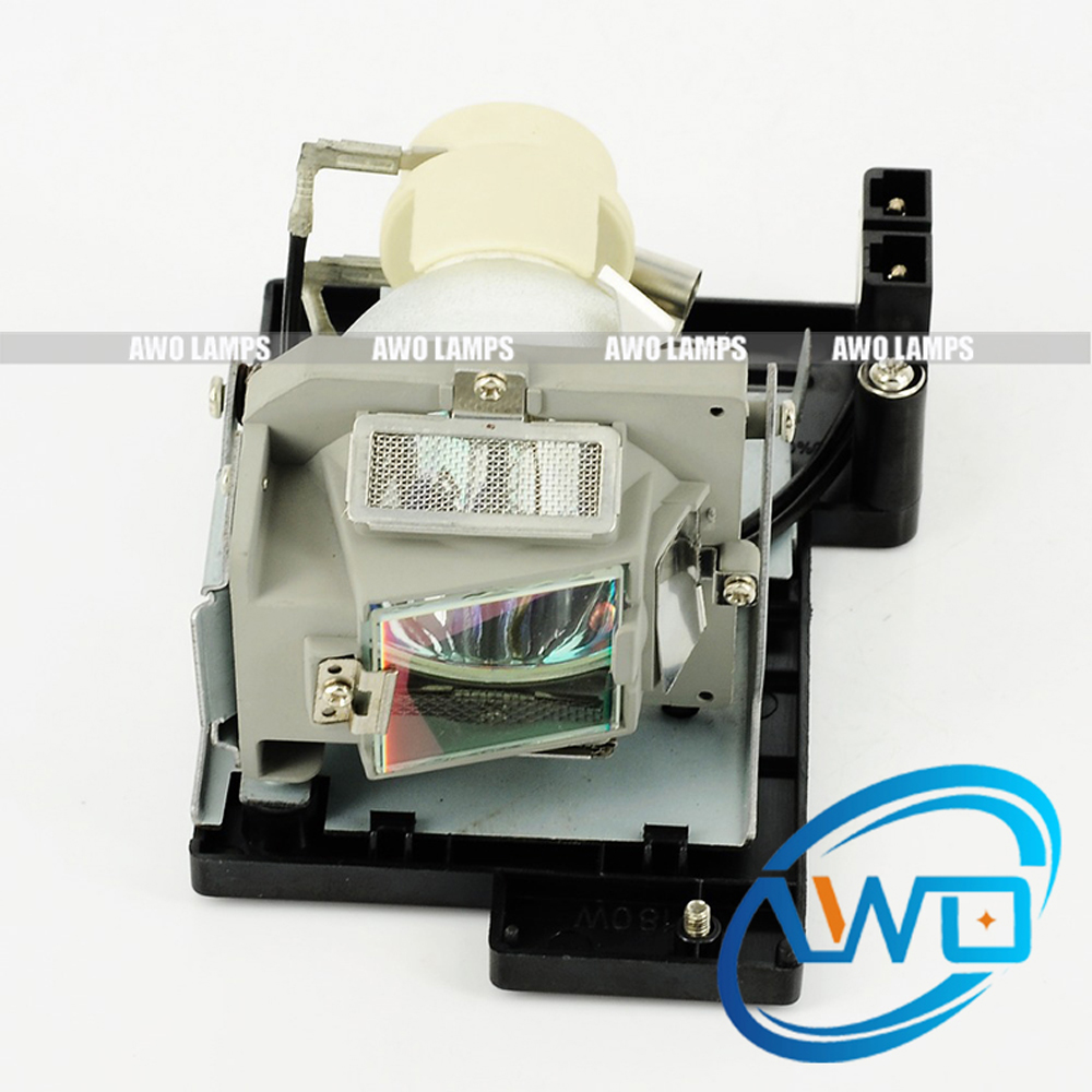 AWO Original Projector Lamp DS317 DX617 ES522 EX532 EX532+ DS219 ES531 with Housing for OPTOMA BL-FP180D / DE.5811116037-S awo compatibel projector lamp vt75lp with housing for nec projectors lt280 lt380 vt470 vt670 vt676 lt375 vt675