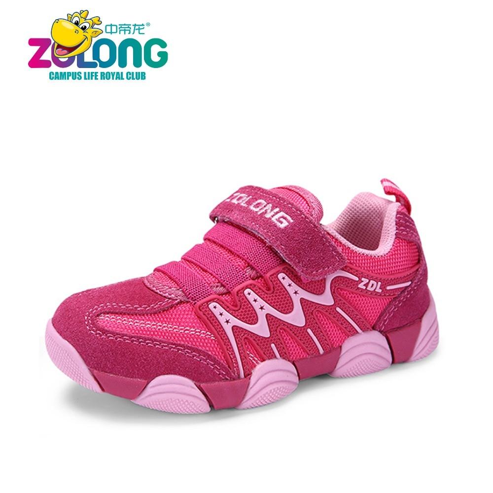 Meisjes Spring Sports-schoenen Casual loopschoenen Sneakers Jongens - Kinderschoenen - Foto 1