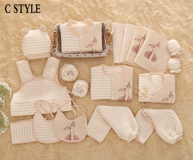 NEW  0-12Month Newborn Baby Clothes Soft Cotton Toddler Baby Boy  Clothes Set Infant Clothing New Born Gift Sets JHKQ