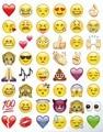 4 PC Fun bonito adesivo 192 de corte de Emoji Emoji sorriso adesivo de vinil para iPhone Laptop Tablet decoração Twitter Instagram