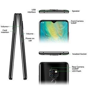 """Image 5 - XGODY 듀얼 4G Sim 휴대 전화 안드로이드 9.0 6.26 """"19:9 스마트 폰 2GB 16GB MTK6737 쿼드 코어 13.0MP 지문 메이트 20 핸드폰"""