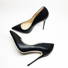 Fashion women thin high heels sexy party shoes pointed toe heels women pumps(China)