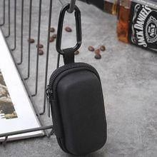 حقيبة محمولة بسحاب للغبار/حقيبة واقية صلبة مضادة للصدمات لهاتف Huawei FreeBuds For Honor Flypods Lite إصدار الشباب