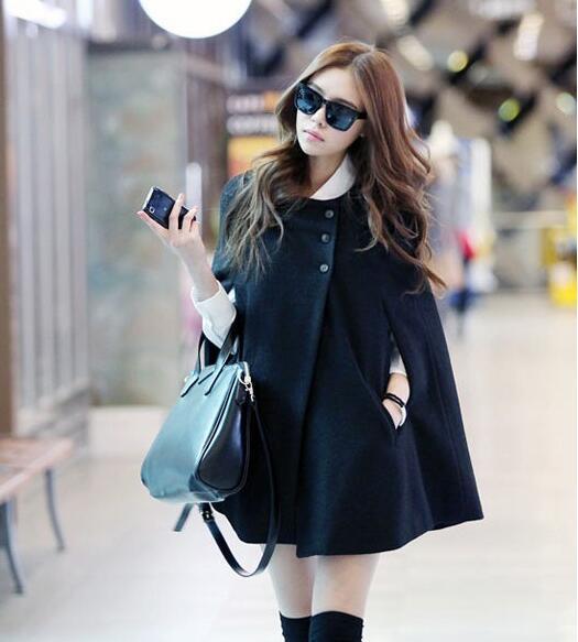 Popular Plus Size Cape Coat-Buy Cheap Plus Size Cape Coat lots