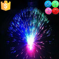 Fiber optic night light colorful lamp emitting flowers three-dimensional xmas party wedding decoration gift 300pcs