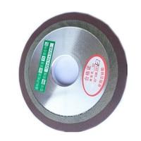 Single Bevel Diamond Grinding Wheel Milling Cutter Sharpening Abrasive Tools Serra Copo