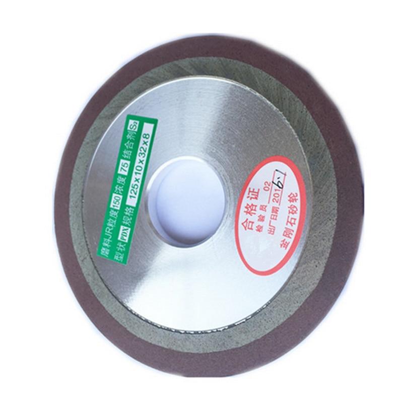 цена на Single-bevel Diamond Grinding disc Wheel Milling Cutter Sharpening Abrasive Tools Serra Copo