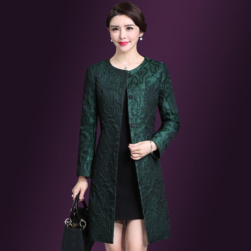 40 50 year old 2019 middle aged women windbreaker jacket autumn new jacket fashion jacket mother