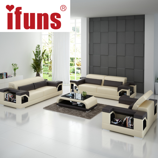 Buy ifuns big size 1 2 3 sectional sofas - Best quality living room furniture ...