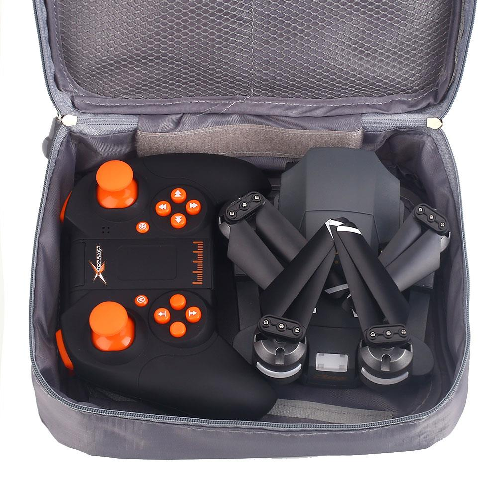 Storage Bag Quadcopter Flying USB Charge Headless Mode Premium Durable Remote Speed Adjustable Rolling Drone High Performance image