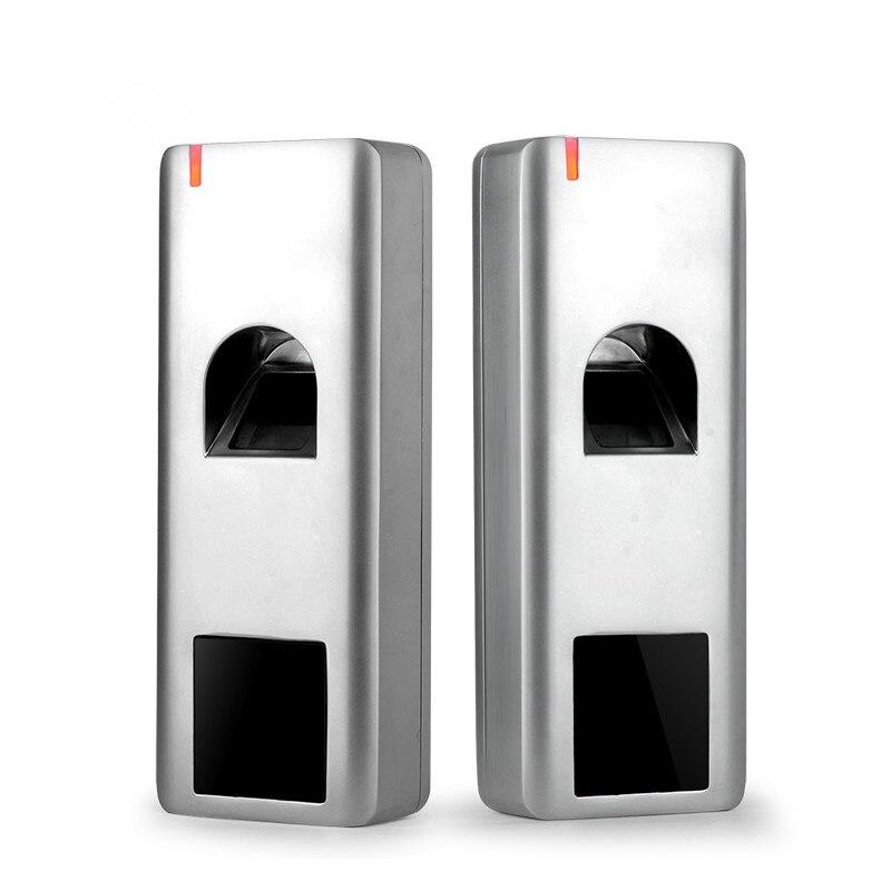 IP66 Waterproof Metal Case Fingerprint Access Reader Support Remote ControlIP66 Waterproof Metal Case Fingerprint Access Reader Support Remote Control