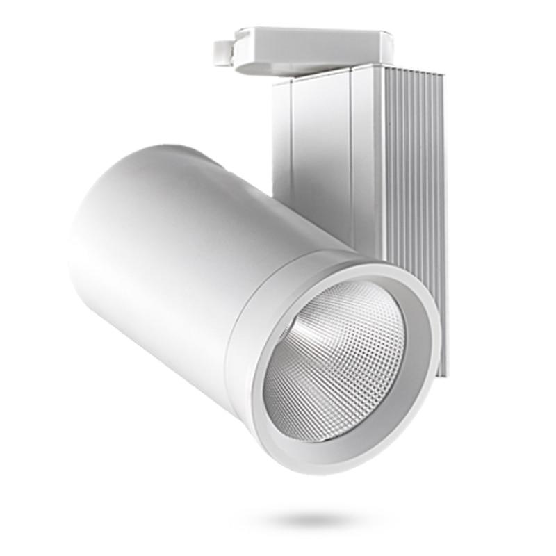 Modern Led Track Spotlights Clothing Stores Modeling: SCON AC220V LED Track Lamp 24W/40W Spotlight Modern Style