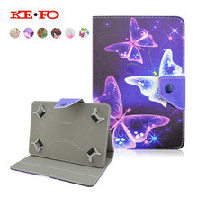 Butterfly Stand PU Leather Case Cover forrestigio MultiPad Wize 3131 3G PMT3131 10.1inch  funda tablet 10 universal bags KF492A