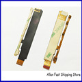 100% Original  Power On Off Button Flex Cable For Sony Xperia M C1904 C1905  Volume Flex Cable Replacement