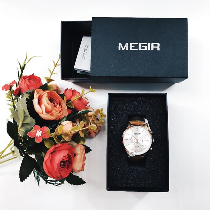 Image 4 - MEGIR Luxury Quartz Women Watches Brand Fashion Sport Ladies Lovers Watch Clock Relogio Feminino for Female Wristwatches 2011-in Women's Watches from Watches