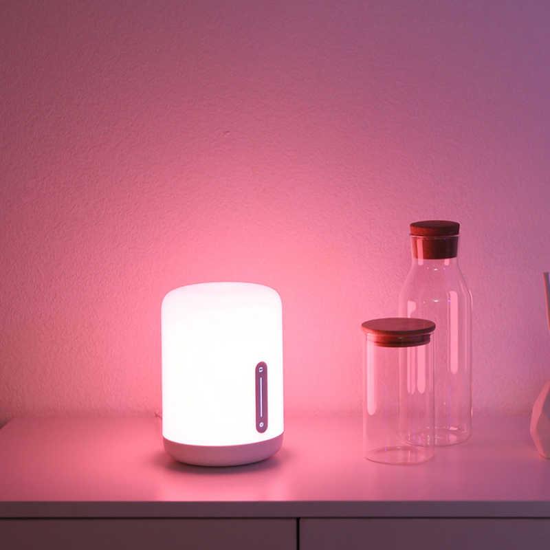 Jia Xiaoai Apple Pour Intelligente Ampoule Lampe Led De Lumière Vocale 2 Interrupteur Homekit Siriamp; App Chevet Commande Mi Home Xiao Tactile mNwOv0n8