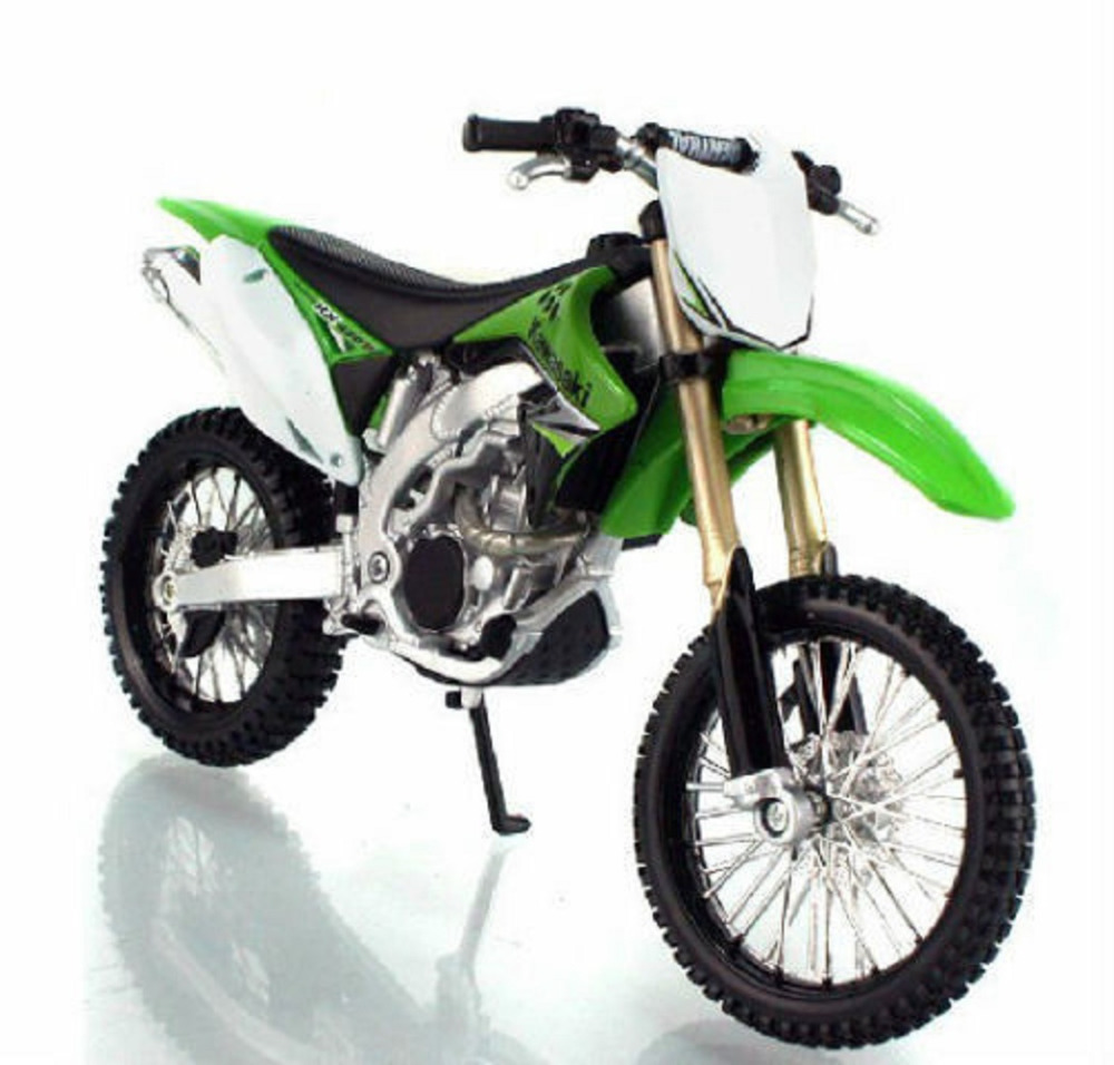 Maisto 1 12 31175 Kawasaki KX 450F KX450F MOTORCYCLE BIKE Model FREE SHIPPING