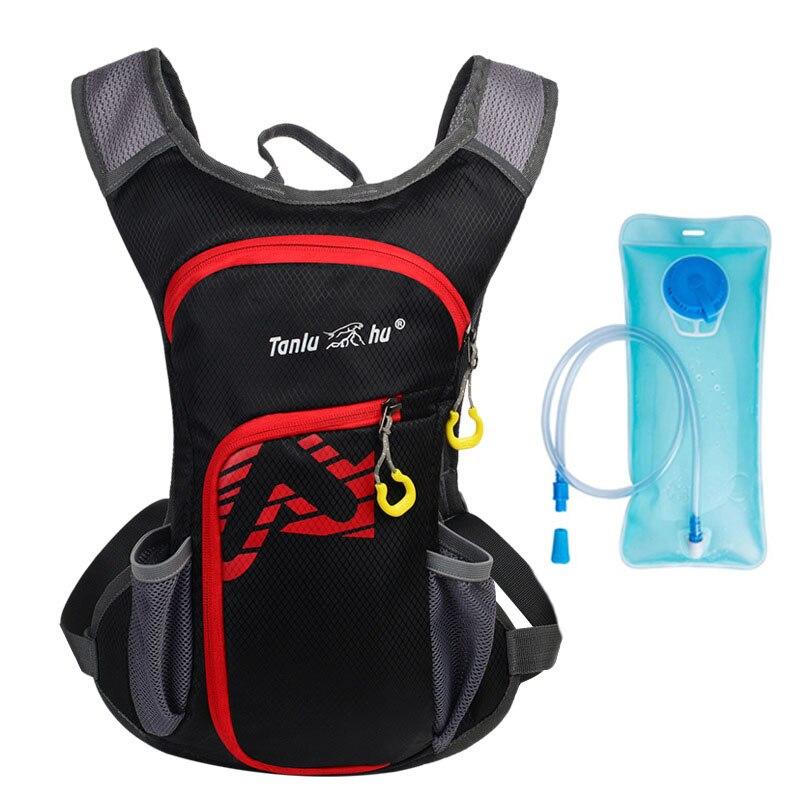 Water Bag Tank Backpack Hiking Motorcross Riding Backpack Water Bladder Nylon Water Bag For Cycling