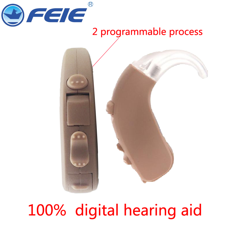 Christmas Gift Hearing Aid for Elderly Best Sound Amplifier Volume Trimmer Ear Care Digital Hearing Aids Headphones In-ear MY-13 s 109s rechargeable ear hearing aid mini device sordos ear amplifier hearing aids in the ear for elderly apparecchio acustico