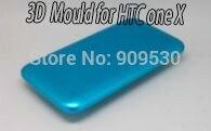 3D Sublimation Phone case Mould for HTC one X 3D Heat transfer phone case mold  цены