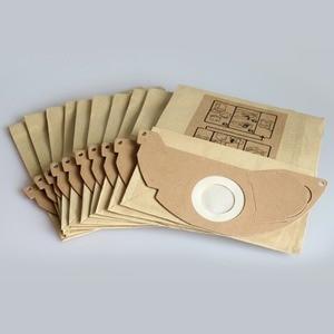 Image 4 - החלפת שקיות אבק שואב אבק parper 12 יחידות עבור Karcher A2000 2003 2004 2014 2024 2054 2064 2074 S2500 WD2200 2210 2240