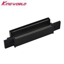 게임 카트리지 카드 슬롯 커넥터 nes 8 비트 콘솔 용 nintendo entertainment system 용 72 핀