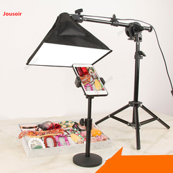 Jewelry live lamp two-color convertible jade text play jade re-lighting jewelry photo light CD50 T07