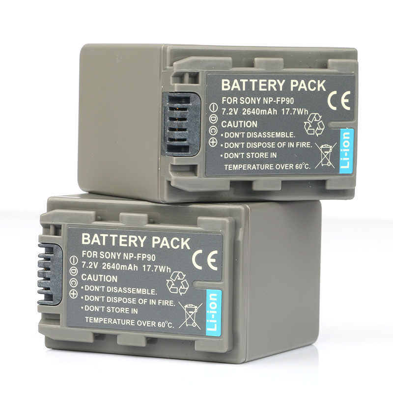 EN-EL11 Charger 2x Pack Optio W60 Coolpix S560 Olympus FE-370 Battery Optio M50 MH-64 750mAh, 3.7V, Lithium-Ion Pentax Optio W80 - Also replaces Nikon Coolpix S550 Replacement for Olympus LI-60B Digital Camera Battery and Charger