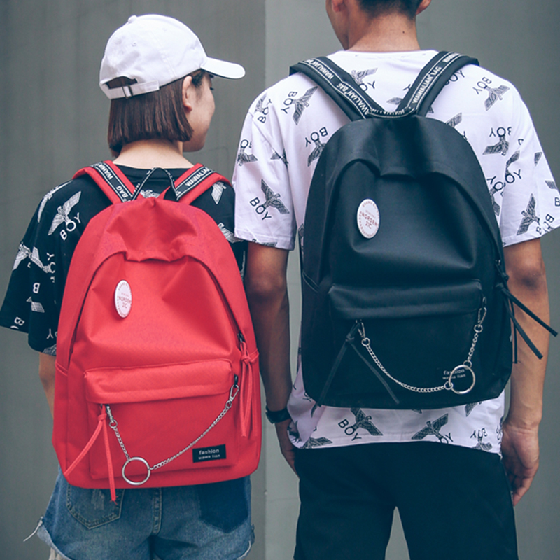 Preppy Style School Backpack Boys Girls Lovers Backpack Unisex Harajuku Backpack Travel Bags Teenagers Mochila Ulzzang Ryugak