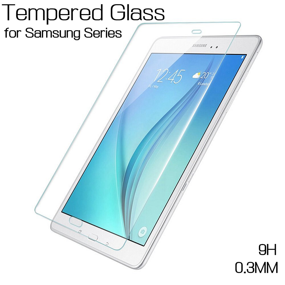 6b640759212 9 H 0.3 MM Genuine Protetor de Tela De Vidro Temperado para Samsung Galaxy  T350 T550