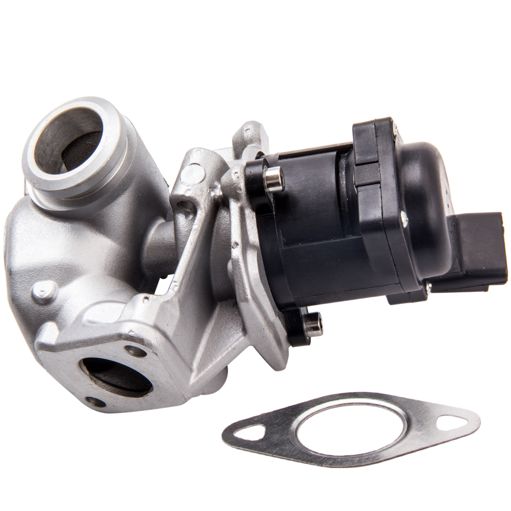 <font><b>EGR</b></font> Gas Recirculation Valve for Mini Citroen Fiat Ford Peugeot Volvo <font><b>1.6</b></font> <font><b>HDi</b></font> D TDCi 9672880080 1618-59 1618-NR 161859 1618NR image