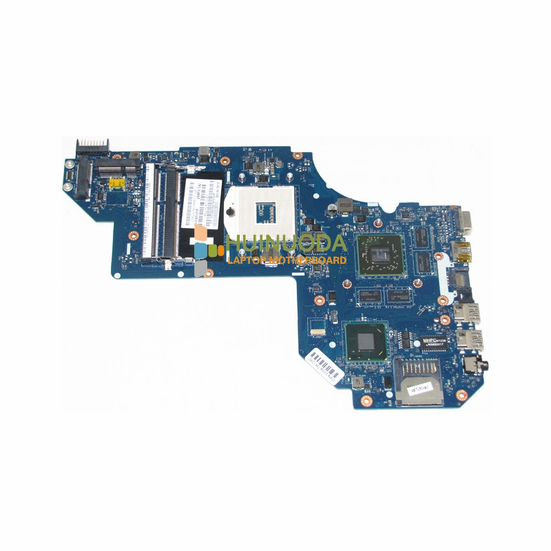 NOKOTION Mainboard For HP M6-1000 7670M/2G Intel Laptop Motherboard s989 HM77 686930-001 QCL50 LA-8711P warranty 60 days top quality for hp laptop mainboard 613212 001 622587 001 4520s 4525s laptop motherboard 100% tested 60 days warranty